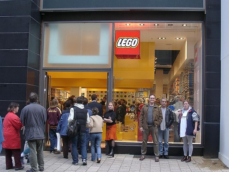 LEGO SHOP HAMBURG